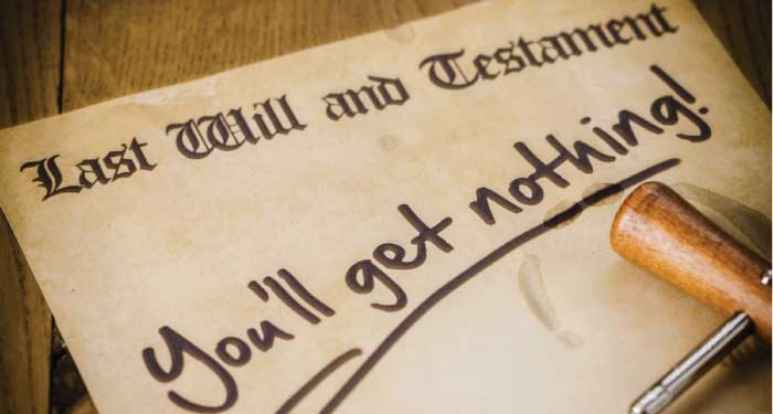 how to choose a solicitor for challenging a will